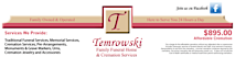 Temrowski Family Funeral Home & Cremation Services's Company logo