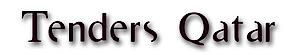 Tenders Qatar's Company logo