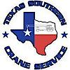 Texas Southern Crane's Company logo