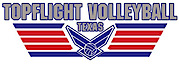 Texas Topflight Volleyball's Company logo