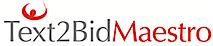 Text2Bid's Company logo
