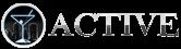 The Active Magazine's Company logo