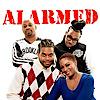 The Alarmed Show's Company logo