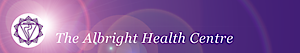 The Albright Centre's Company logo