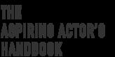 The Aspiring Actor's Handbook's Company logo