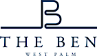 The Ben West Palm's Company logo