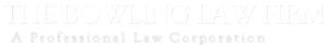 The Bowling Law Firm's Company logo