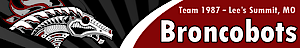 The Broncobots (Team 1987)'s Company logo