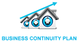 The Business Continuity Plan's Company logo