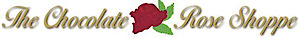 The Chocolate Rose Shoppe's Company logo