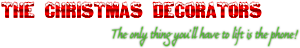 The Christmas Decorators's Company logo