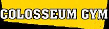 The Colosseum Gym's Company logo