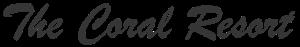 The Coral Resort's Company logo