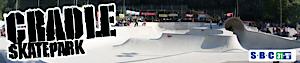 The Cradle Skatepark's Company logo