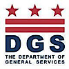 The Department of General Services's Company logo