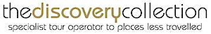 The Discovery Collection's Company logo