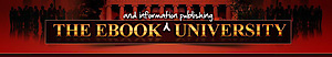The Ebook University's Company logo