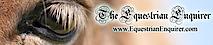 The Equestrian Enquirer's Company logo