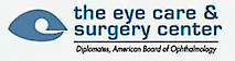 The Eye Care and Surgery Center's Company logo