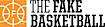 Entravel's Competitor - The Fake Basketball logo