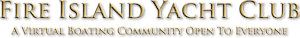 The Fire Island Yacht Club's Company logo