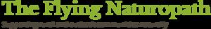The Flying Naturopath's Company logo