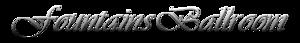 The Fountains Ballroom's Company logo