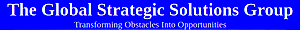 The Global Strategic Solutions Group's Company logo