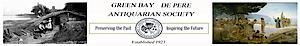 The Green Bay And De Pere Antiquarian Society's Company logo