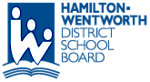 The Hamilton-Wentworth District School Board's Company logo