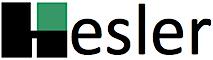The Hesler Company's Company logo
