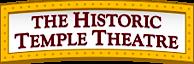 Historictempletheatre's Company logo
