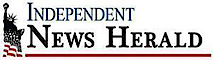The Independent News Herald's Company logo