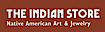 The Indian Store Logo