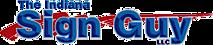 The Indiana Sign Guy's Company logo