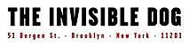 The Invisible Dog Art Center's Company logo