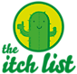 The Itch List's Company logo