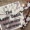The Laser Oasis's Company logo