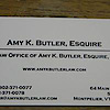 The Law Office Of Amy K. Butler, Esquire, Pllc's Company logo