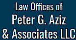 The Law Offices of   Peter G. Aziz  &  Associates's Company logo
