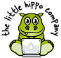The Little Hippo Company's Company logo