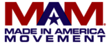 The Made in America Movement's Company logo