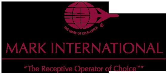 The Mark Travel logo