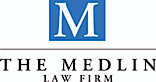 The Medlin Law Firm's Company logo