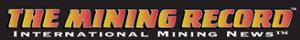 The Mining Record's Company logo