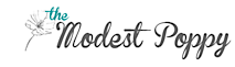 The Modest Poppy's Company logo