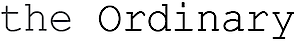 Theordinarymag's Company logo