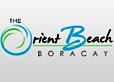 The Orient Beach Boracay's Company logo