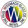 The Paul Wissmach Glass's Company logo