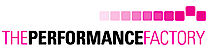 The Performance Factory's Company logo